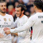 Zidane dựa vào bộ ba 'BBC' để nuôi hy vọng làm nên lịch sử