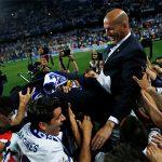 Zidane: 'Chìa khóa thành công là Real Madrid quá tuyệt vời'