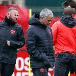 Rooney nghỉ trận lượt đi tứ kết Europa League