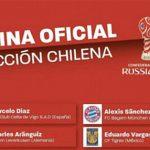 Liên đoàn bóng đá Chile nhầm Alexis Sanchez là cầu thủ của Bayern