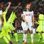Tottenham chia tay Europa League