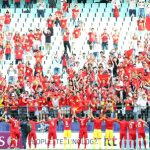 U20 Việt Nam đi vòng quanh sân từ biệt khán giả và World Cup