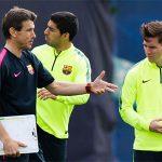Unzue sẽ thất vọng nếu không được kế nhiệm Enrique tại Barca