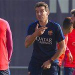 Vì sao Unzue trở thành ứng viên nặng ký làm tân HLV Barca