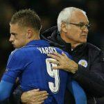 Vardy: 'Tin đồn lật đổ Ranieri khiến tôi đau đớn'