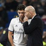 Zidane cho con trai cả vào đội hình Real đá trận quyết định