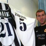 Zidane và chiếc khăn ăn làm thay đổi lịch sử Real