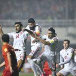Syria gây sốc, đánh bại Trung Quốc tại vòng loại World Cup 2018