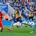 Arsenal đề nghị Leicester City bán Jamie Vardy
