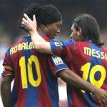 Deco: 'Ronaldinho hơn Messi và Ronaldo về tài năng bẩm sinh'