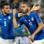 Bonucci: 'Italy có thể ngẩng cao đầu rời Euro 2016'