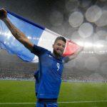Giroud muốn rửa hận khi đối đầu tuyển Đức