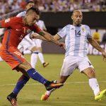 Cầu thủ Chile: 'Argentina bây giờ là con cháu của chúng ta'