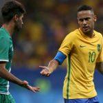 Brazil đối diện nguy cơ bị loại sớm khỏi môn bóng đá nam Olympic