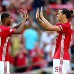 Ibrahimovic truyền bí quyết ghi bàn cho Rashford và Martial