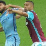 Aguero có thể bị treo giò ba trận