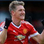 Schweinsteiger có trong danh sách Man Utd thi đấu ở Ngoại hạng Anh