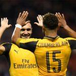 Tân binh lên tiếng, Arsenal đại thắng ở Cup Liên đoàn Anh