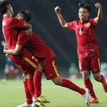 Ngược dòng hạ Kyrgyzstan, Việt Nam vào tứ kết giải U16 châu Á