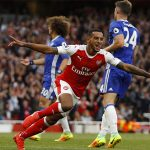 Arsenal nhấn chìm Chelsea trên sân nhà