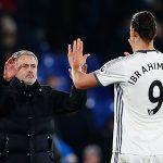 Mourinho: 'Tôi phải tìm cách cho Ibrahimovic có thời gian nghỉ ngơi'