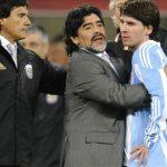 Maradona: 'Messi sẽ vô địch World Cup 2018 với tuyển Argentina'