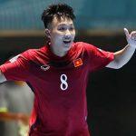 Bàn thắng của Minh Trí đẹp thứ hai giải World Cup Futsal 2016