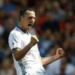 Ibrahimovic ghi bàn đẹp mắt, Man Utd thắng đậm trận ra quân
