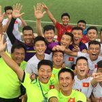 U16 Việt Nam thắng đậm, tránh U16 Thái Lan ở bán kết