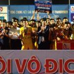 Vô địch U21 quốc gia, Hà Nội T&T lập 'hat-trick' trong năm 2016