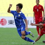 U21 Việt Nam thua U21 Thái Lan tại Nations Cup 2016