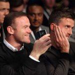 Rooney vui vẻ đi xem quyền anh sau trận Man Utd - Leicester