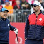 Phelps, Del Piero, Shevchenko cùng khuấy động Ryder Cup