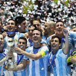 Argentina lần đầu vô địch futsal World Cup