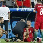 Ronaldo đã nói gì để động viên đồng đội đá 11 mét
