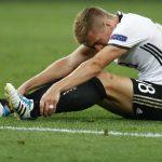 Kroos: 'Thua Pháp là trận hay nhất của Đức tại Euro 2016'