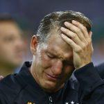 Schweinsteiger rơi nước mắt trong trận chia tay tuyển Đức