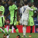 HLV Sporting: 'Chúng tôi không đáng thua Real Madrid'