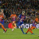 Nolito: 'Messi là sự khác biệt giữa Barca và Man City'