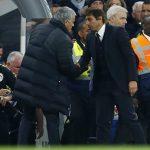 Conte đáp trả chỉ trích của Mourinho về cách mừng bàn thắng