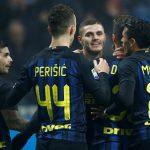 Inter thắng trận thứ năm liên tiếp trên sân nhà