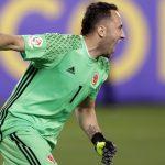 Colombia vào bán kết Copa America nhờ thủ môn dự bị Arsenal