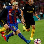 Messi dính chấn thương, nghỉ thi đấu ba tuần