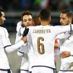 Italy thắng đậm, bám sát Tây Ban Nha tại vòng loại World Cup