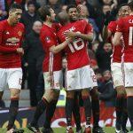 Man Utd có chuỗi trận thắng dài nhất trong bảy năm