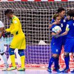 Thái Lan ngược dòng thắng Cuba ở Futsal World Cup