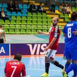 Đánh bại Ai Cập, Thái Lan đoạt ngôi nhì bảng Futsal World Cup