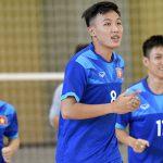 HLV Bruno muốn tuyển futsal Việt Nam dừng tận hưởng chiến thắng