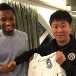 Cầu thủ lâu năm của Chelsea chuyển tới Trung Quốc