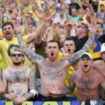 Những hình xăm độc đáo của CĐV ở Euro 2016